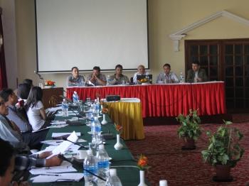 Pre-COP, COP19, Nepal Consultation, Climate Change